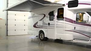 Power Awning Electric Awning Included In Every 2014 Born Free Rv Youtube