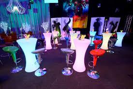 led furniture unlimited events decor