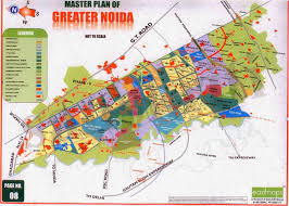 Greater Noida Metro Map by Greater Noida Yellow Pages