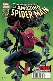 amazing spider man vol 1 699 marvel database fandom powered