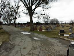 cemeteries photographed in texas oklahoma new mexico alaska