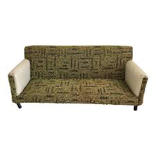 Mid Century Modern Sofa For Sale Salesman S Sle Miniature Mid Century Modern Sofa Chairish