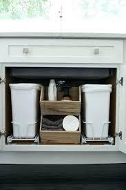 kitchen sink storage ideas kitchen sink storage and bathroom sink organizer best