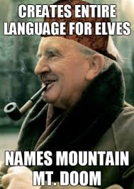 Whats Does Meme Mean - what does tolkien mean by the word doom