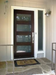 wood glass front doors glass front doors modern image collections glass door interior