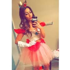 Princess Halloween Costumes Girls 25 Princess Peach Costume Ideas Peach