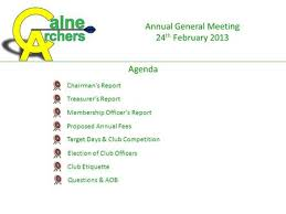 treasurer s report agm template annual general meeting ppt