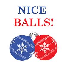 balls premium ornaments t shirt