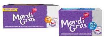 mardi gras napkins new 0 50 mardi gras napkins coupon 1 74 at walmart simple
