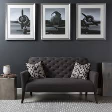 Modern Wall Art Triptych Wall Art Piece With A Modern Industrial Flare A Series