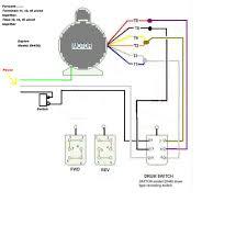 dayton drum switch wiring diagram dayton hoist wiring diagram