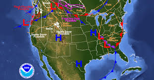 weather map ny how do we prepare for and learn about the weather big ideas