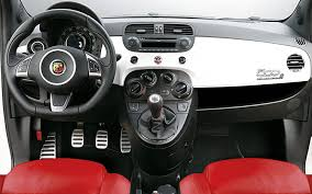 Fiat 500 Abarth White New Car Review 2012 Fiat 500 Abarth