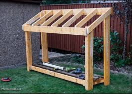 Diy Wood Storage Shed Plans by Best 25 Small Wood Shed Ideas On Pinterest Garden Shed Diy