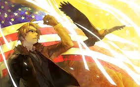 Cool American Flag Wallpaper Hetalia America Wallpapers Pixelstalk Net