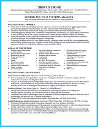 business analysis resume business analyst resume example business analyst resume