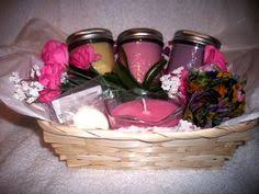 candle gift baskets summer candles soy scented candles vintage silk flowers custom