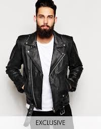 fall motorcycle jacket men u0027s black leather biker jackets spring 2015 edition