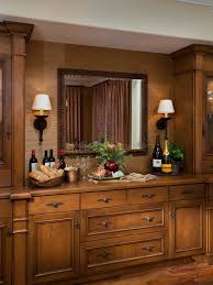 built in dining room hutch made contemporary
