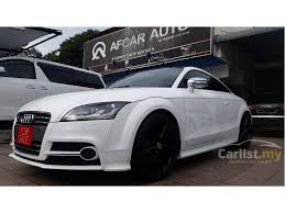 white audi tt s line audi tt 2011 s tfsi quattro 2 0 in penang automatic coupe white