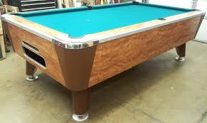 Valley Bar Table Identify Coin Operated Pool Table Manufacturer Valley 78