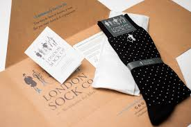 get designer socks every month as a subscription gift lsc