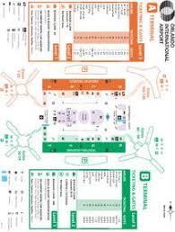 Incheon Airport Floor Plan Tpa Maps U0026 Directions Airport Map Florida U0027s Nature Coast