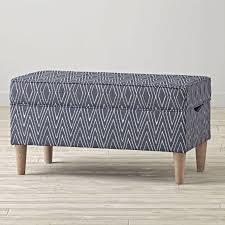 upholstered storage bench australia home town bowie ideas