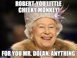 Dolan Meme Maker - queen elizabeth memes imgflip