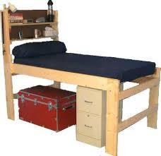 Half Bunk Bed Half Loft Bed Loft Bed With Desk Proportionfit Info