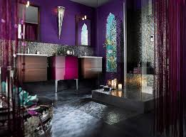 Moroccan Inspired Curtains Get The Moroccan Style For Your Luxury Bathroom Inspiration And