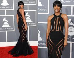 Grammy Red Carpet 2014 Best by Kelly Rowland At The Grammy Awards Photos Most Shocking Red