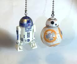 bb8 u0026 r2d2 star wars fan pulls practical gift gift for boys