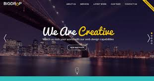 Home Design Firms - big drop inc best web design firms