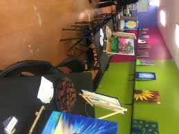 colorful interior new business in herkimer opens with a splash of color the valley