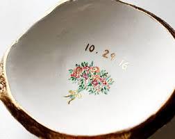 classic crystal ring holder images Wedding ring holder etsy jpg
