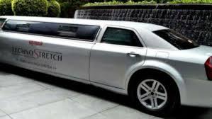 nissan teana modified mumbai rto seizes modified limo chrysler 300c drivetribe