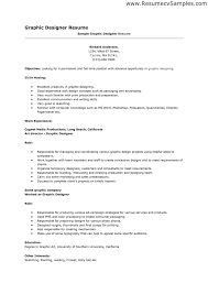 Sle Resume For Senior Graphic Designer 45 graphic designer resume sles for your inspirations vinodomia