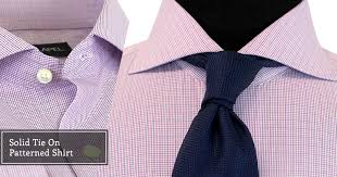 Colors That Match With Purple How To Match Your Shirts And Ties Matching Shirt And Tie Examples