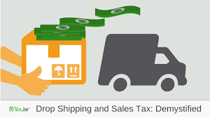 drop shipping and sales tax demystified