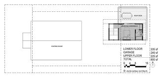 Backyard Apartment Floor Plans Seattle Backyard Cottage Dadu Studio Zerbey