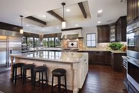 kitchens with different colored islands why different color for island cabinetry