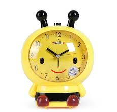 Small Desk Clock 20pcs Lot Small Bee Alarm Clock Voice Mute Desk Clock
