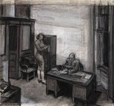 la nuit au bureau edward hopper february 09 2017 at 01 20pm from worldintheirart random 2