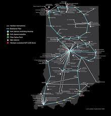 Network Map I Light Network Map I Light