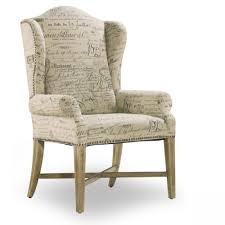 chair wingback dining chair hivemodern com slipcover tom di