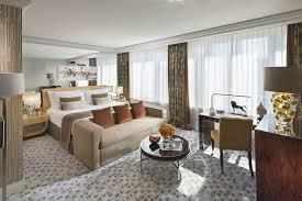 chambre deluxe hôtel mandarin ève