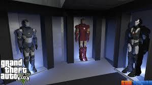 Iron Man House Iron Man Tony Stark House Gta5 Mods Com