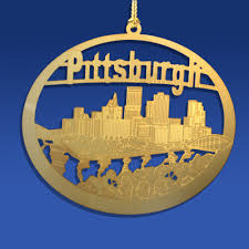 pittsburgh brass ornaments positively pittsburgh