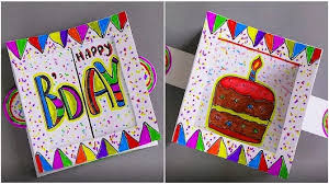 19 insanely cute diy birthday cards ideas to impress the one you love
